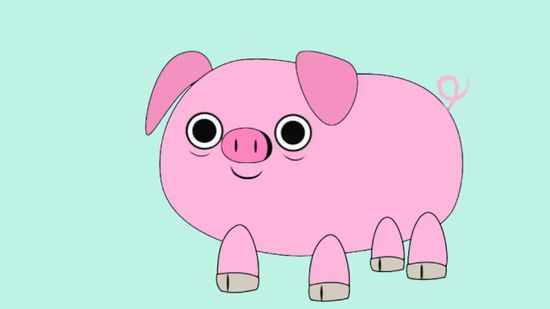 How to Draw a Pig (with Pictures).