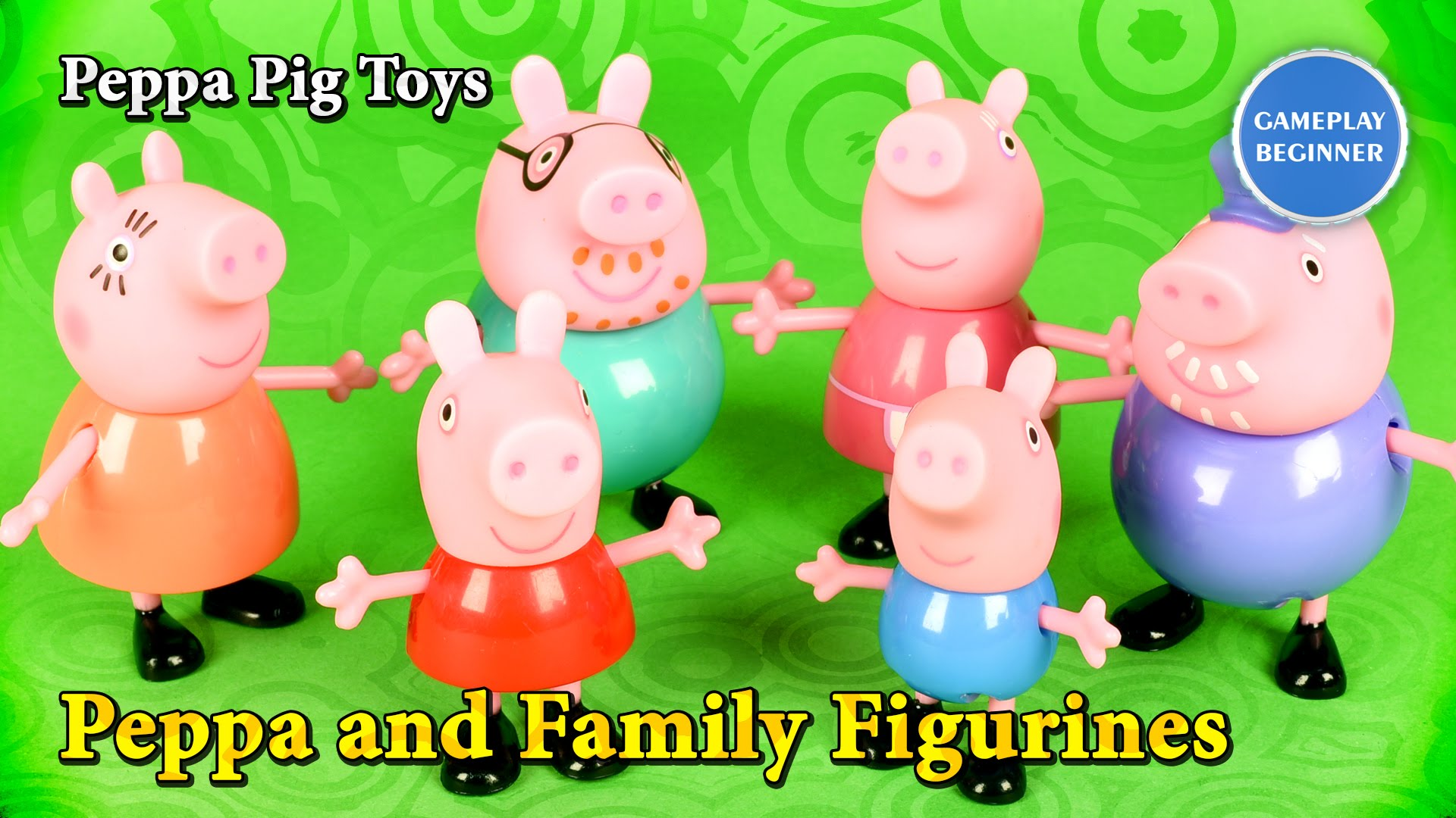 Peppa Pig Toys · Peppa and Family with Exclusive Granny and.
