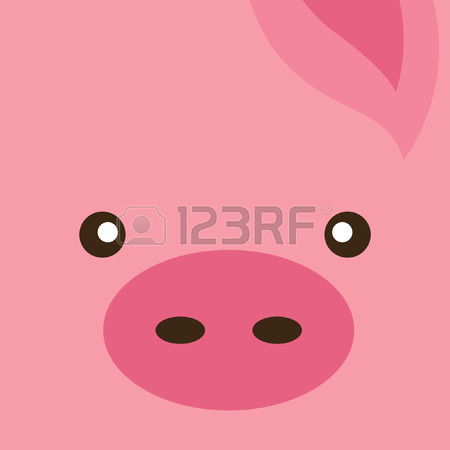 639 Pig Nose Stock Vector Illustration And Royalty Free Pig Nose.