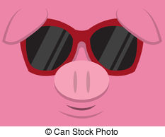 Pig nose Vector Clipart EPS Images. 278 Pig nose clip art vector.