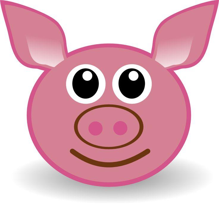 Pig Nose Clipart.