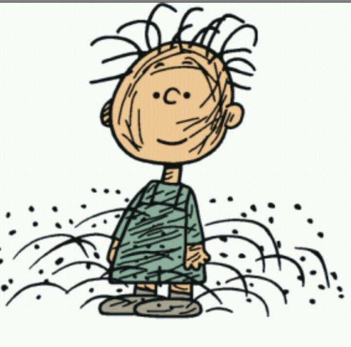 My favorite peanuts character.