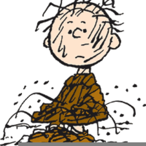 Charlie Brown Pig Pen Clipart.