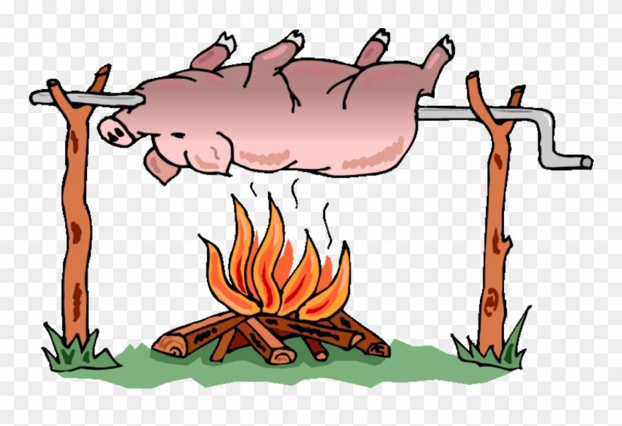 17th Annual Hog Roast.