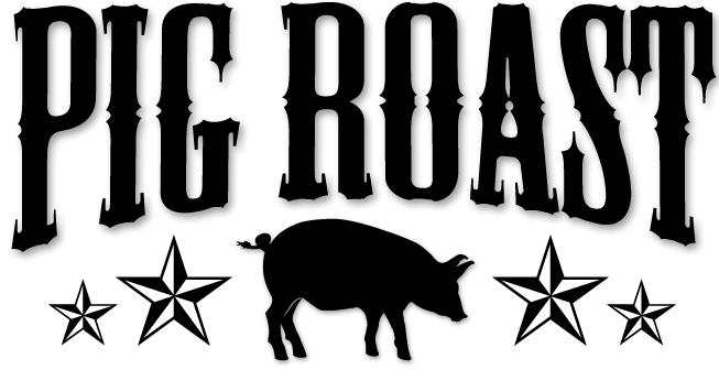 Pig Roast Clip Art #79084.