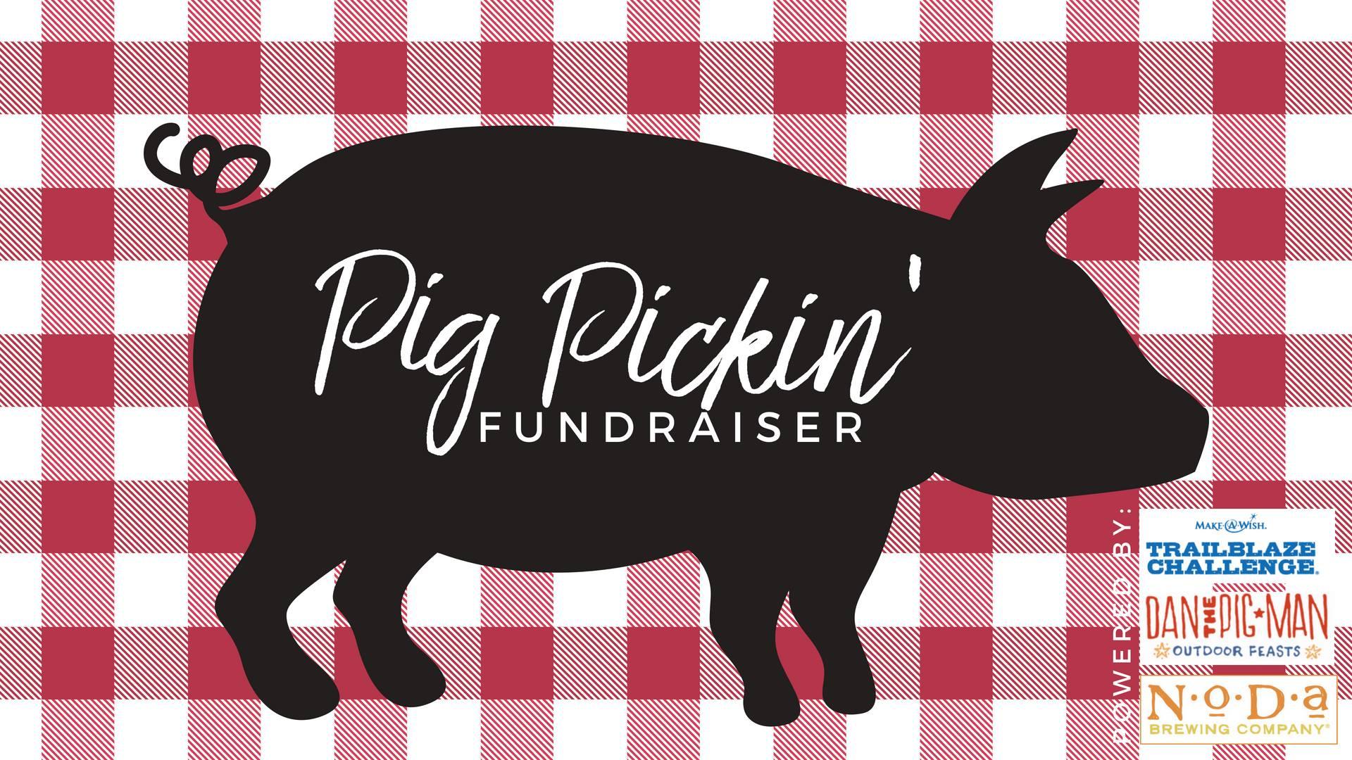 Pig Pickin\' Fundraiser.
