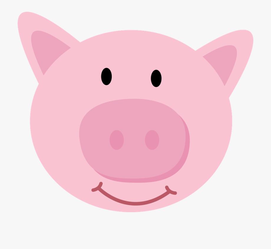 Pig Clip Art Felt Crafts Patterns, Pig Drawing, Pig.