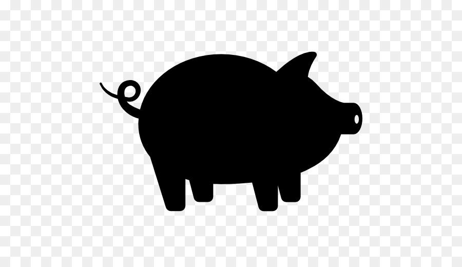 Pig Encapsulated PostScript Clip art.