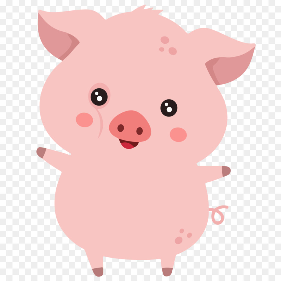 Pig Icon png download.