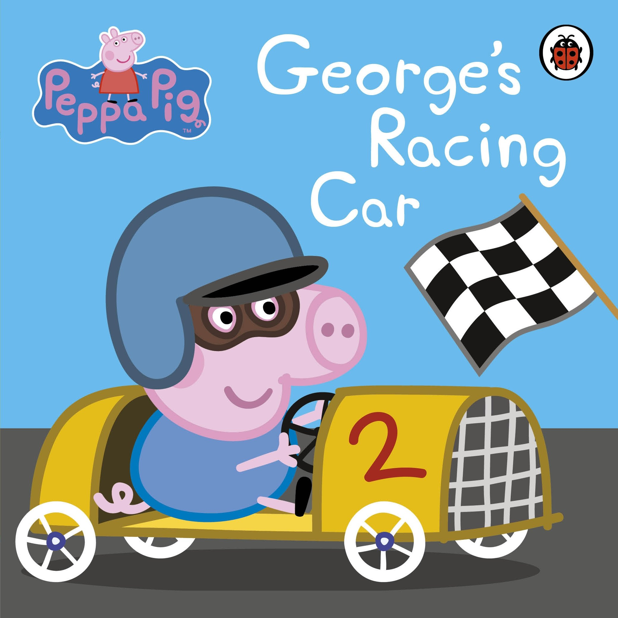 Peppa Pig: George's Racing Car: Unknown: 9780723297901: Amazon.com.