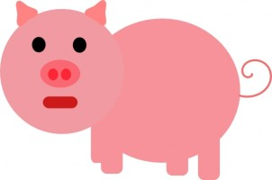 70 Free Pig Clipart.