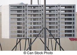 Stock Photo of pigeon breeding 1.