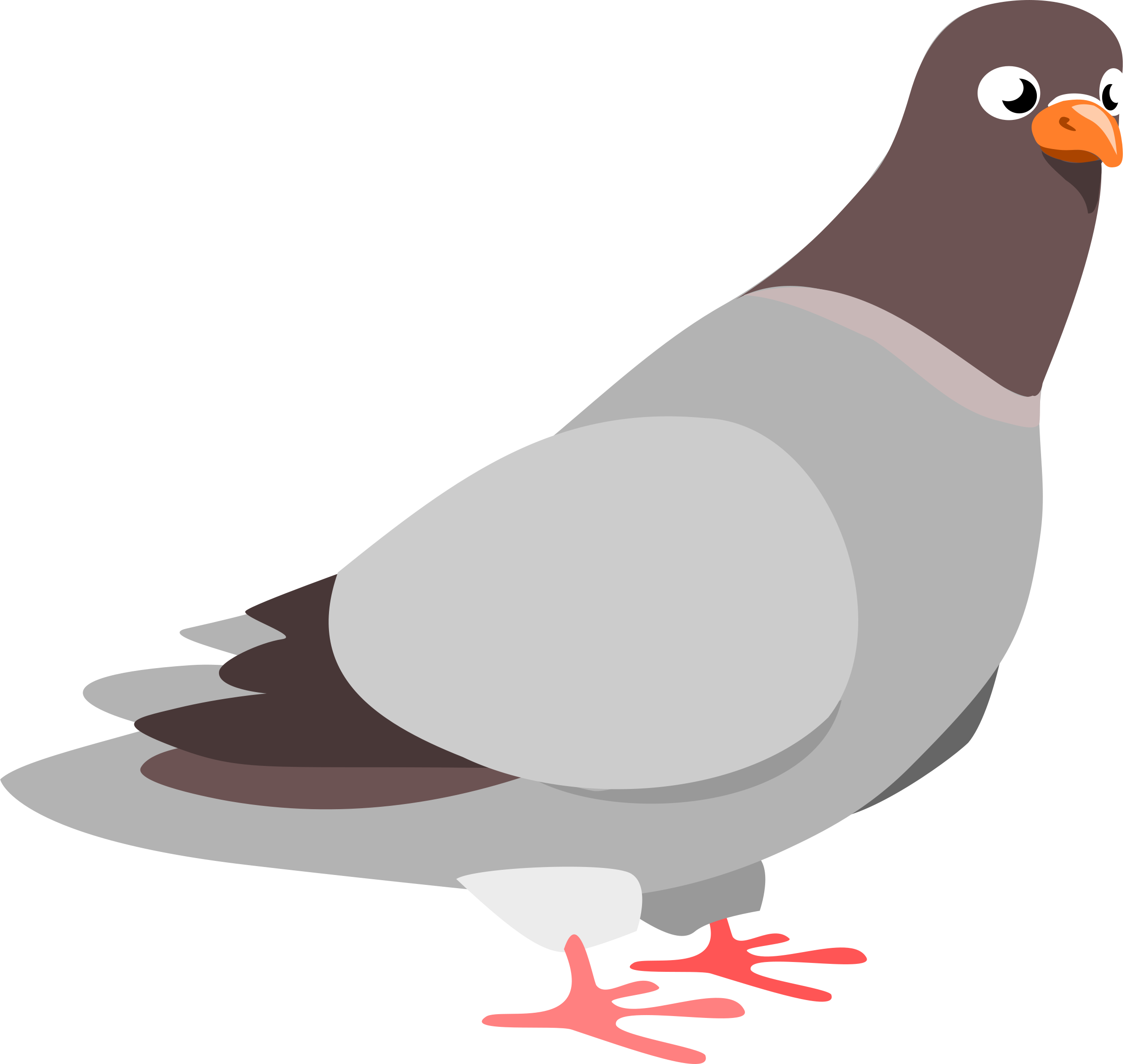 Free Pigeon Cliparts, Download Free Clip Art, Free Clip Art.