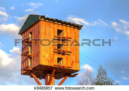 Picture of pigeon house k9485857.