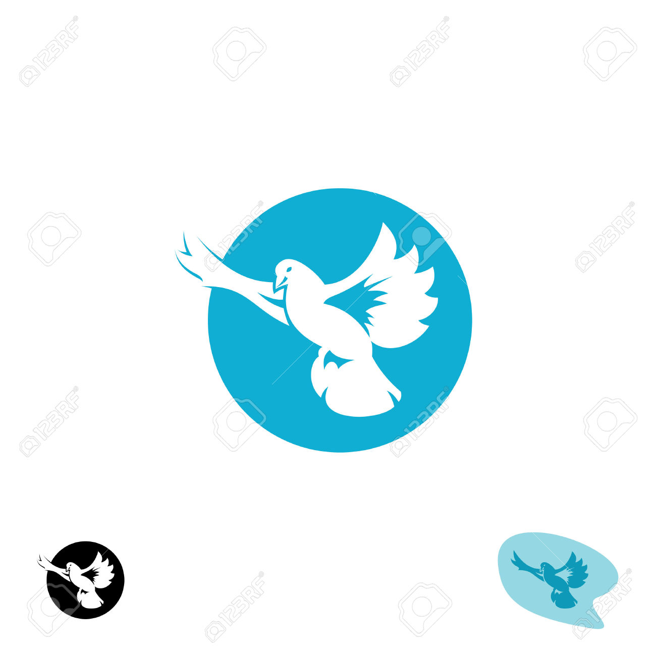 123,319 Bird Icon Stock Vector Illustration And Royalty Free Bird.