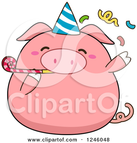 Royalty Free Stock Illustrations of Piggies by BNP Design Studio.