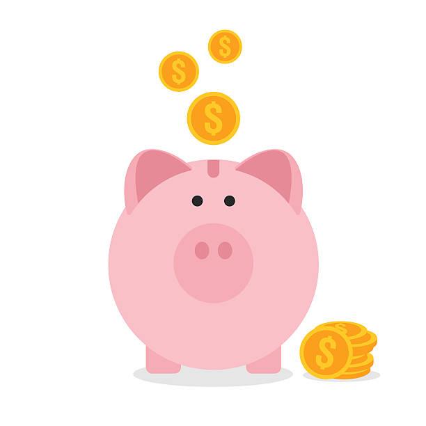 Piggy bank saving bank clipart explore pictures.