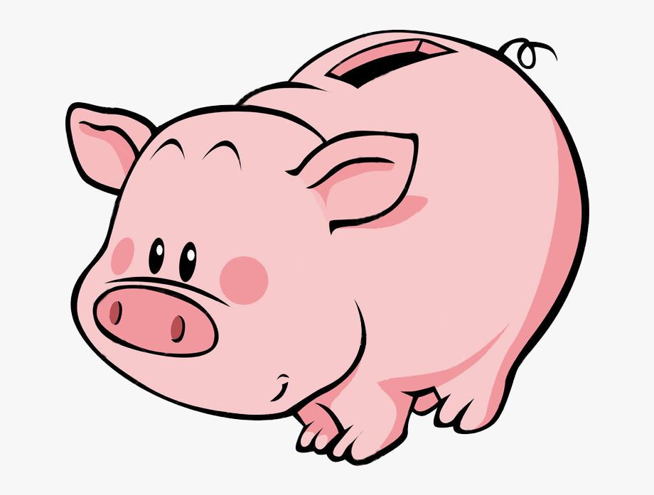 The Piggy Bank.