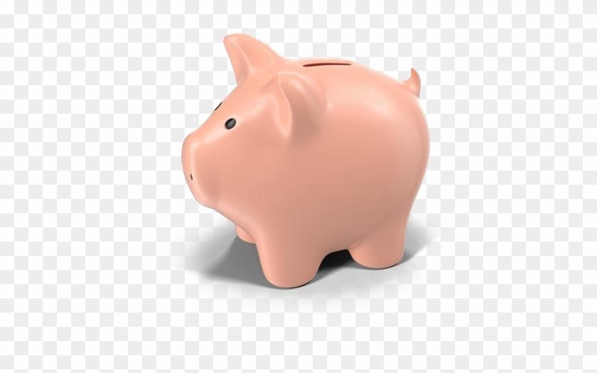 Piggy Bank No Background.