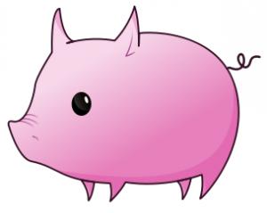 Piggy Clip Art Download.