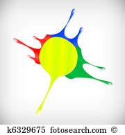 Color pigments Clipart EPS Images. 1,185 color pigments clip art.