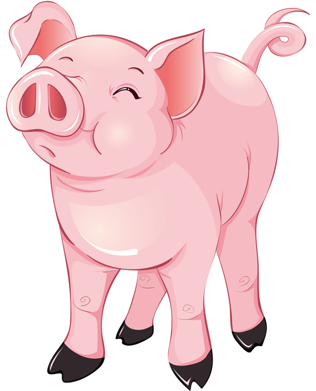 Pig Cliparts For Free Pigs Clipart Dance And Use In Png.
