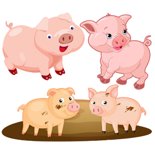 Pigs Clipart & Pigs Clip Art Images.