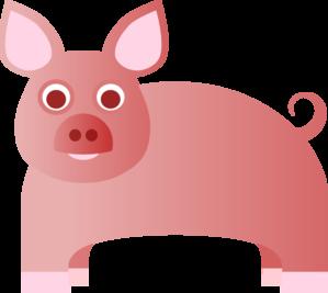 Pig Ears Clip Art.