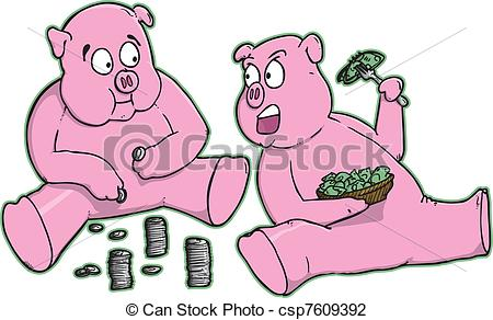 Pig sty Vector Clipart EPS Images. 7 Pig sty clip art vector.