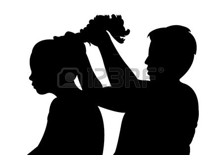 1,082 Pigtail Hair Stock Vector Illustration And Royalty Free.