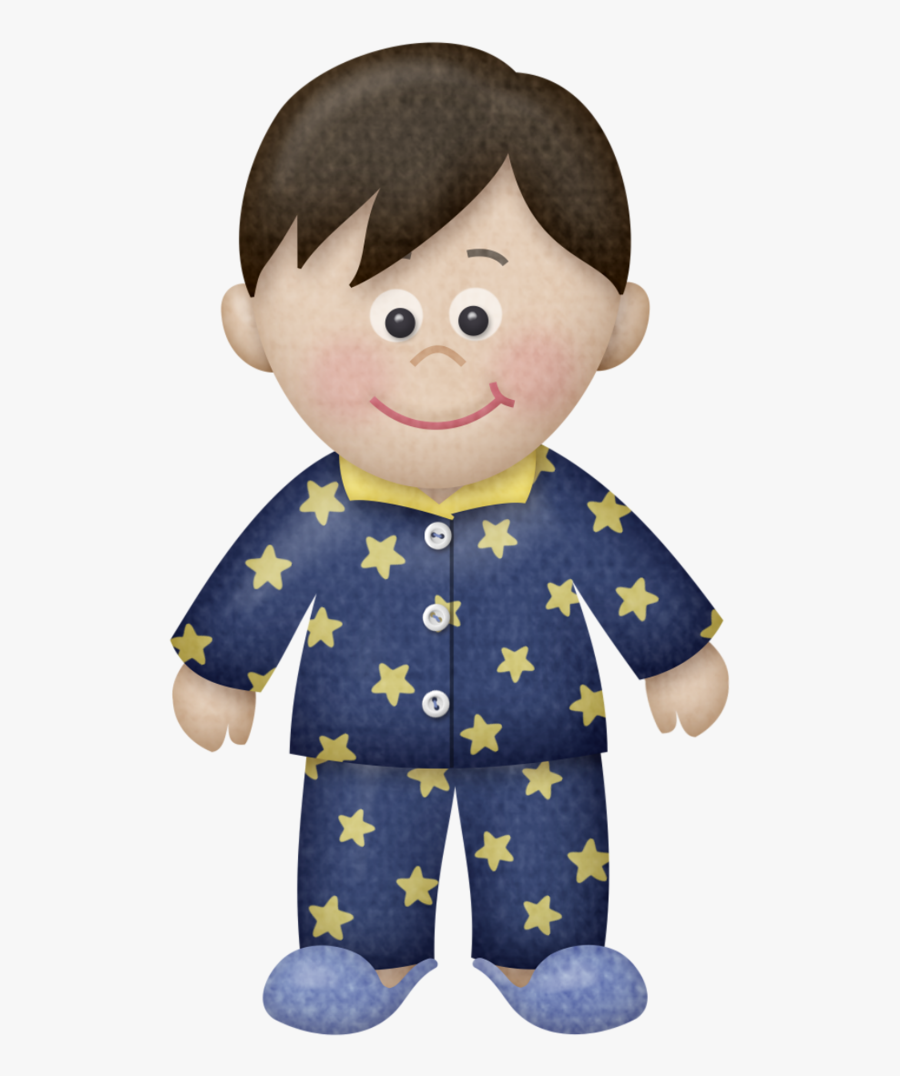 Transparent Pajamas Clipart.