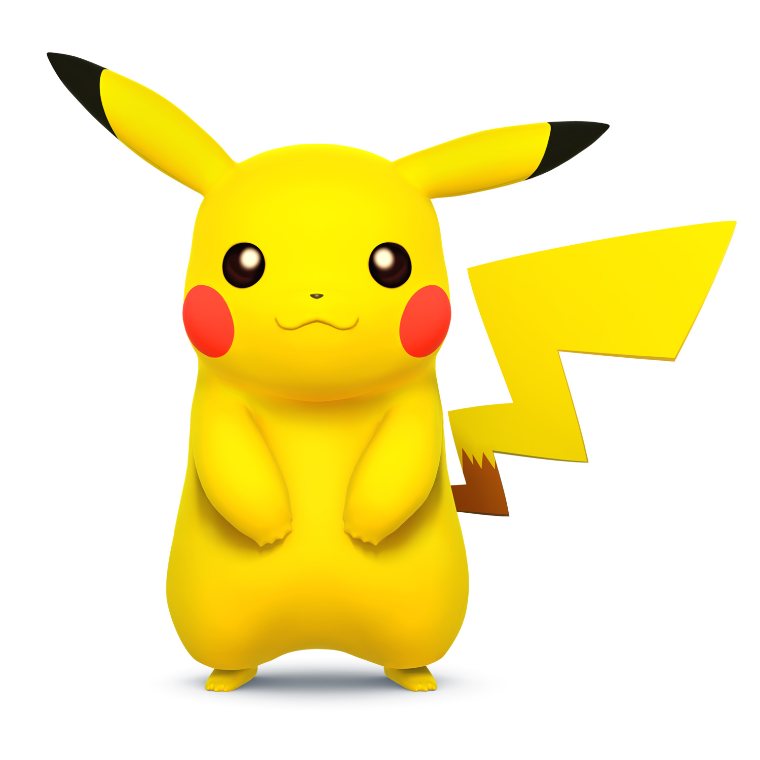 Cartoon Pikachu Clipart.