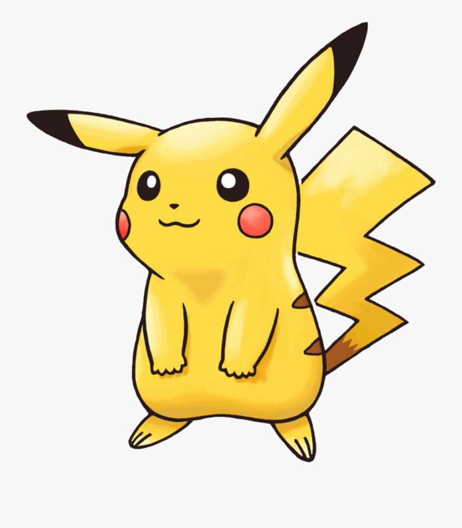 Pikachu Clipart Word.