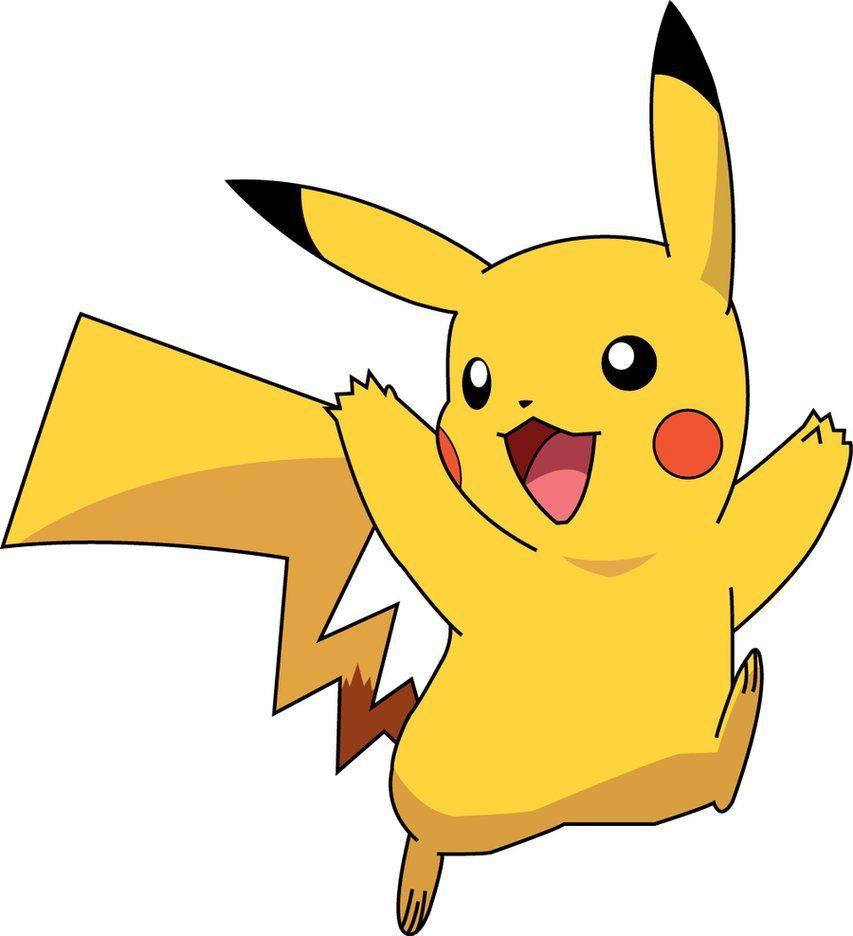Pikachu With Scruffy Hair.