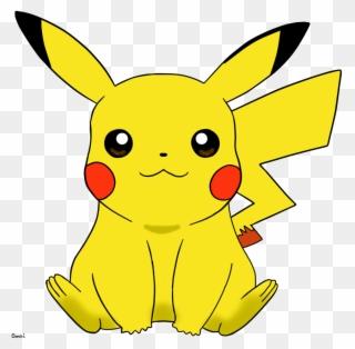 Free PNG Pikachu Clip Art Download.