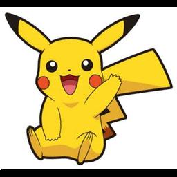 Pikachu Png Icon #53164.