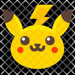 Pikachu Icon.