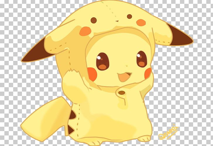 Pikachu Costume Pokémon Kawaii Raichu PNG, Clipart, Art.