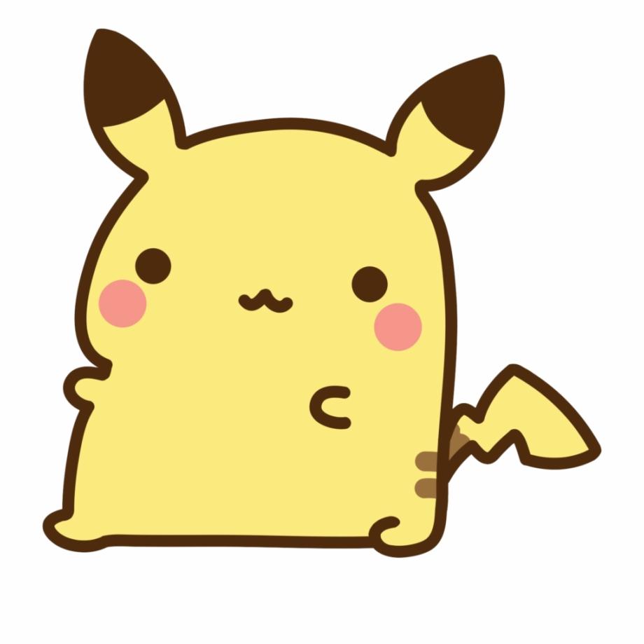 Pikachu Chibi Png.
