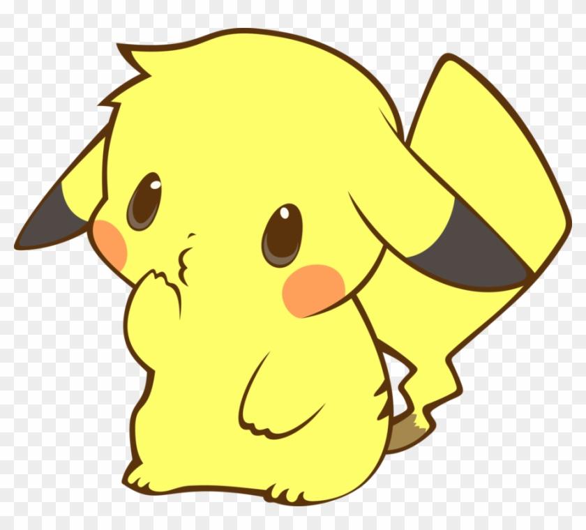 Pikachu Cute Png.