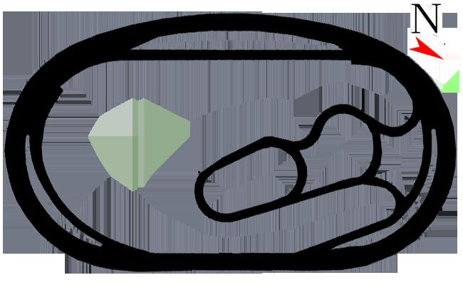 Pikes Peak International Raceway.