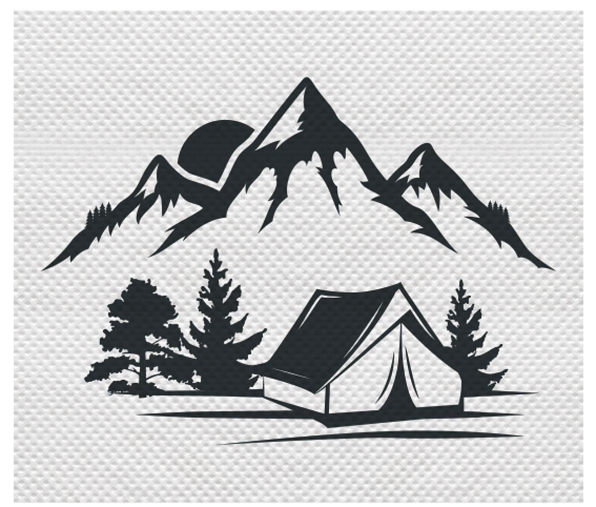 Graphic Design for Pikes Peak Apparel by Mila.