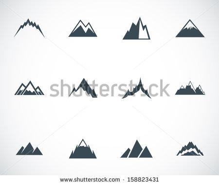 Mountain Peak Stock Images, Royalty.