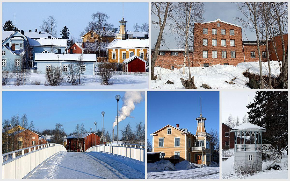 Pikisaari, Oulu.