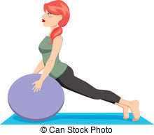 Pilates Clip Art and Stock Illustrations. 3,860 Pilates EPS.