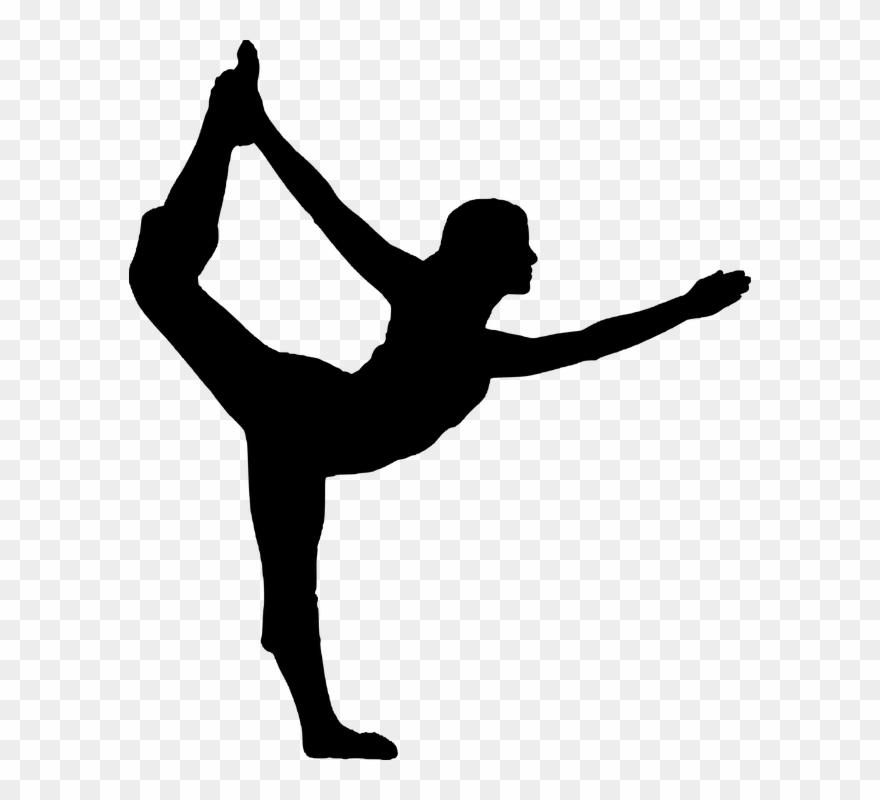 Silhouette, Pilates, Fitness, Dancing, Exercise, Ballet.