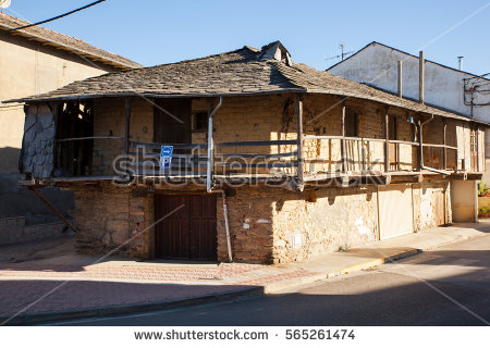 Old Village On Water Museum Near Stock Photo 92350225.