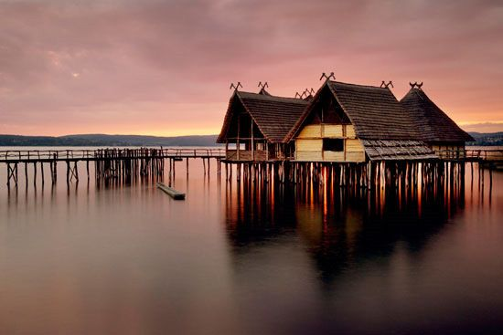 """Stilt House""""."""