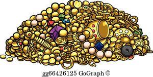 Pile Of Coins Clip Art.