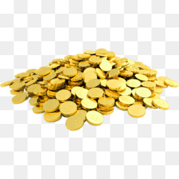 Gold Pile Png (71+ images).